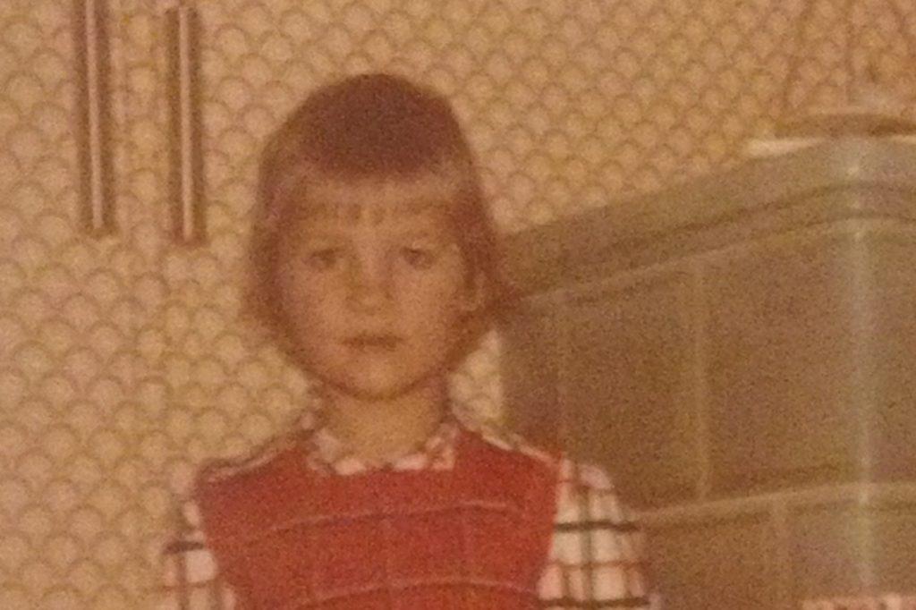 Man muss schon sehr genau hinschauen, um in diesem Foto aus den 1970-er-Jahren den heutigen Thomas Westphal wiederzuerkennen.