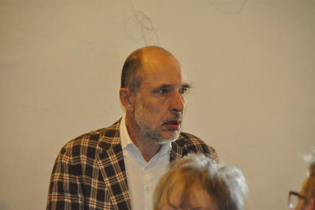 Reinhard Angelis ist mittlerweile nicht mehr der Planungspartner der Stadt und der Bürgerstiftung.