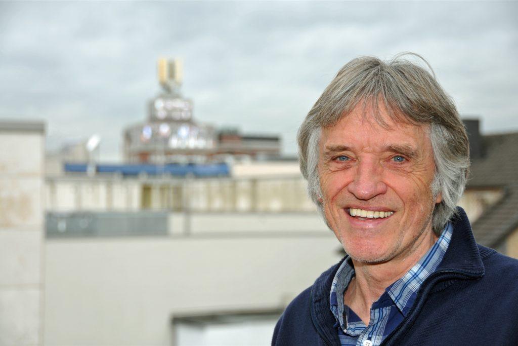 Bezirksbürgermeister Karl-Heinz Czierpka positioniert sich klar für den Weiterbau der Brackeler Straße (L663n).