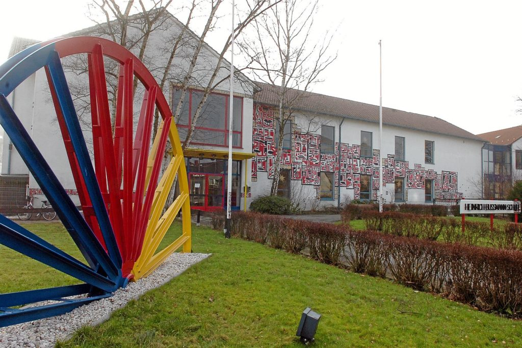 Auch die Heinrich-Bußmann-Hauptschule kann sich aus dem Landesprogramm