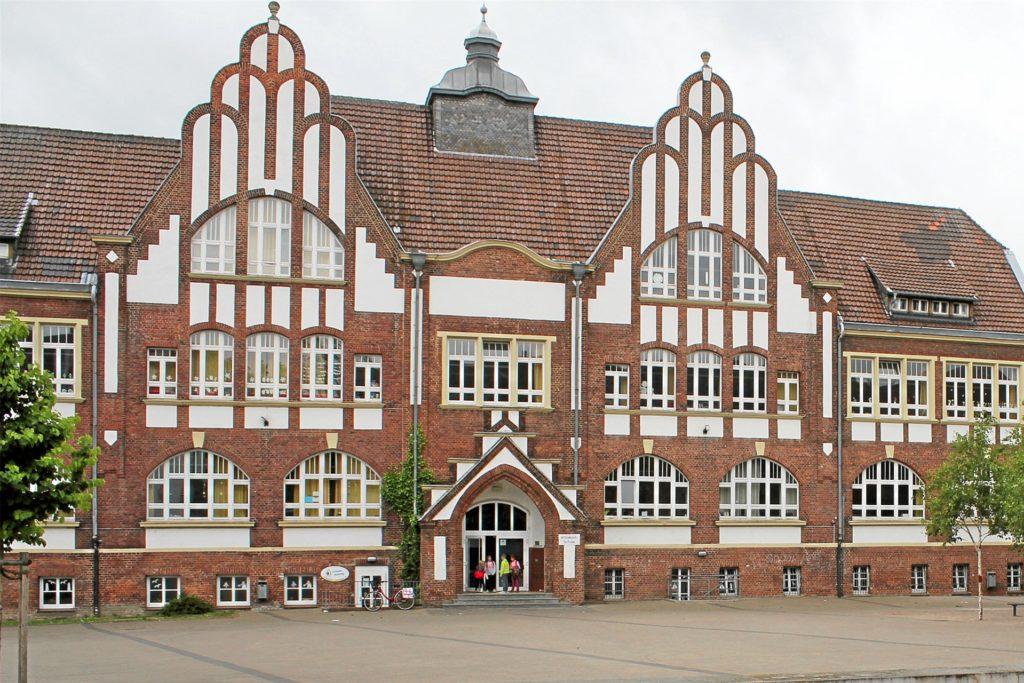 Die Wittekindschule gehört zu den Grundschulen, an denen die Stadt Offenen Ganztag mit eigenen Kräften stemmt.