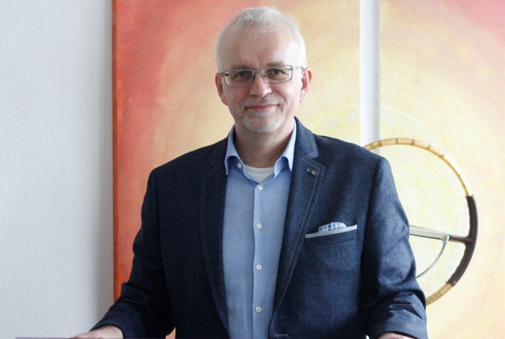 Werner Stödtke, bisher allgemeiner Vertreter in der Südlohner Verwaltung, will Bürgermeister werden. Er kandidiert als unabhängiger Kandidat – setzt aber auf die Unterstützung von UWG, SPD und FDP.