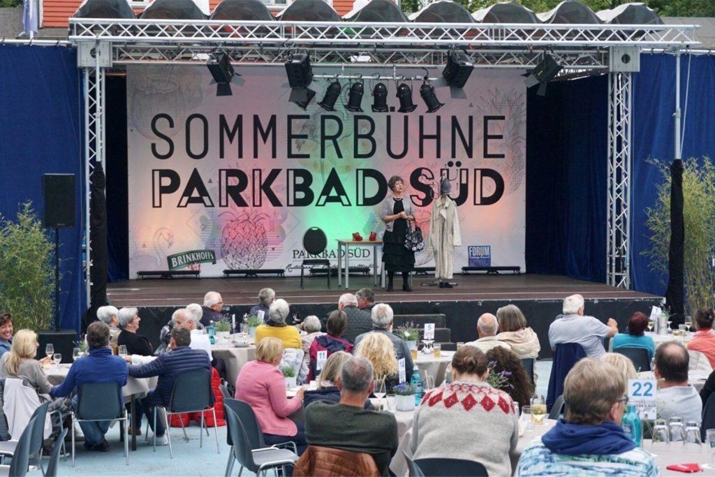 Für Veranstaltungen im Parkbad-Süd will die Forum GmbH jetzt mehr als 100 Tickets anbieten.
