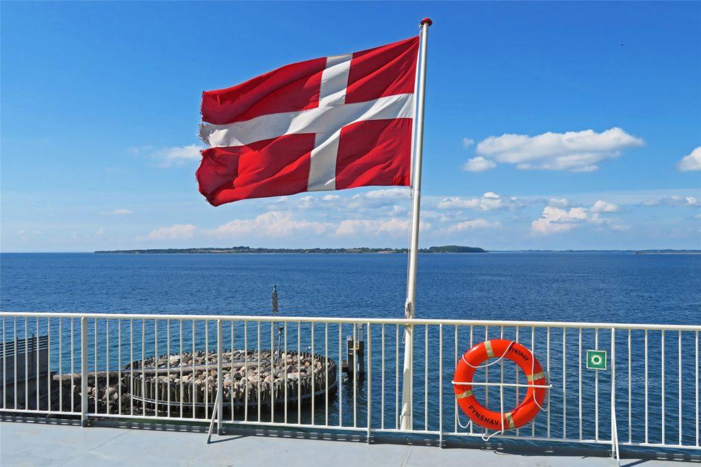 Schöne Aussichten in Dänemark: Innerdänische Fährüberfahrten, unter anderem zu den Inseln Fanø, Læsø, Ærø und Samsø, sind im Juli für Fußgänger und Radfahrer gratis.