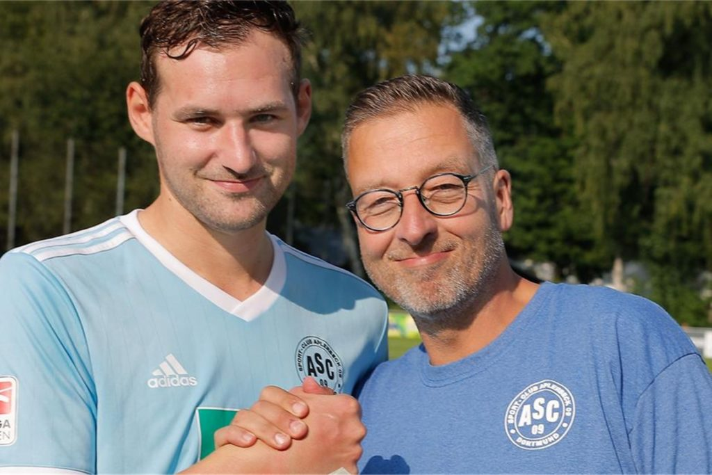 Michael Linke Organisator Hecker-Cup