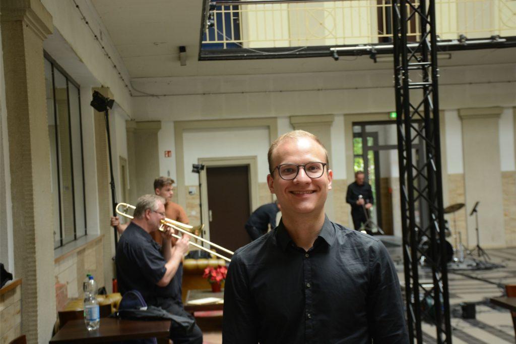 Pascal Bartoszak hat die Komposition