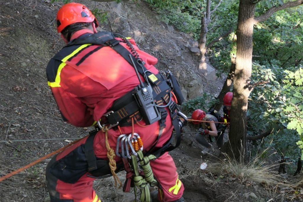 Der Einsatz am Wochenende war selbst für die Feuerwehr außergewöhnlich.