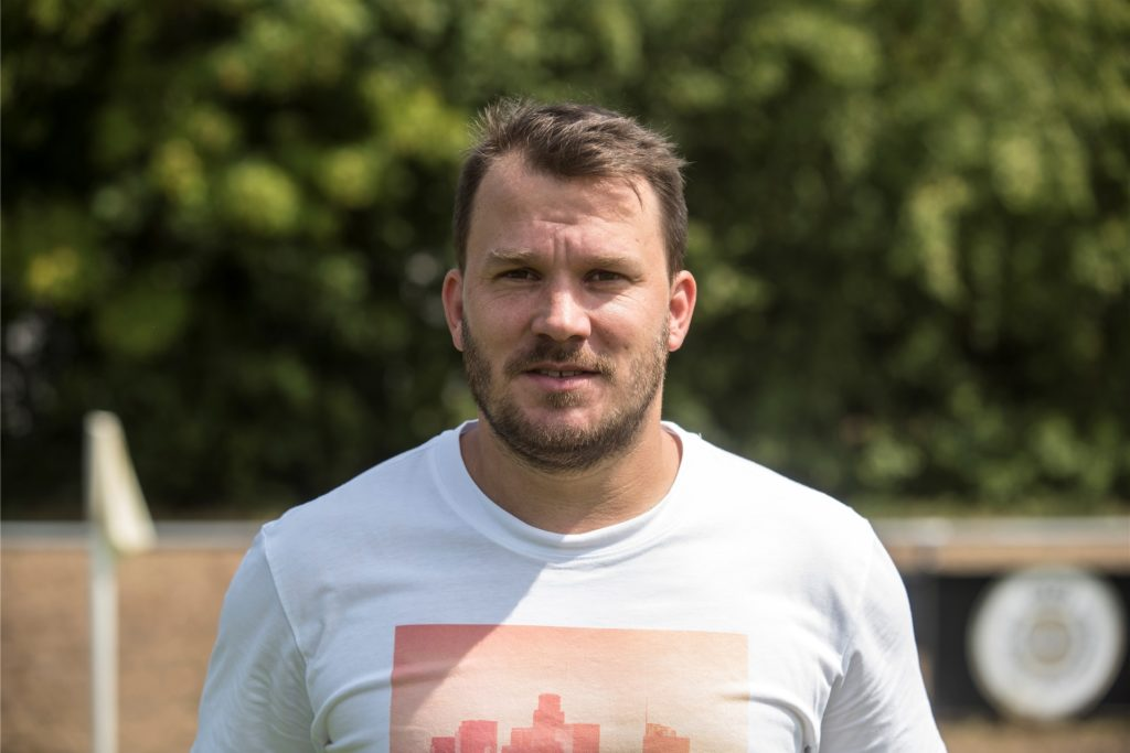 Marc Olschewski vom VfB Habinghorst.