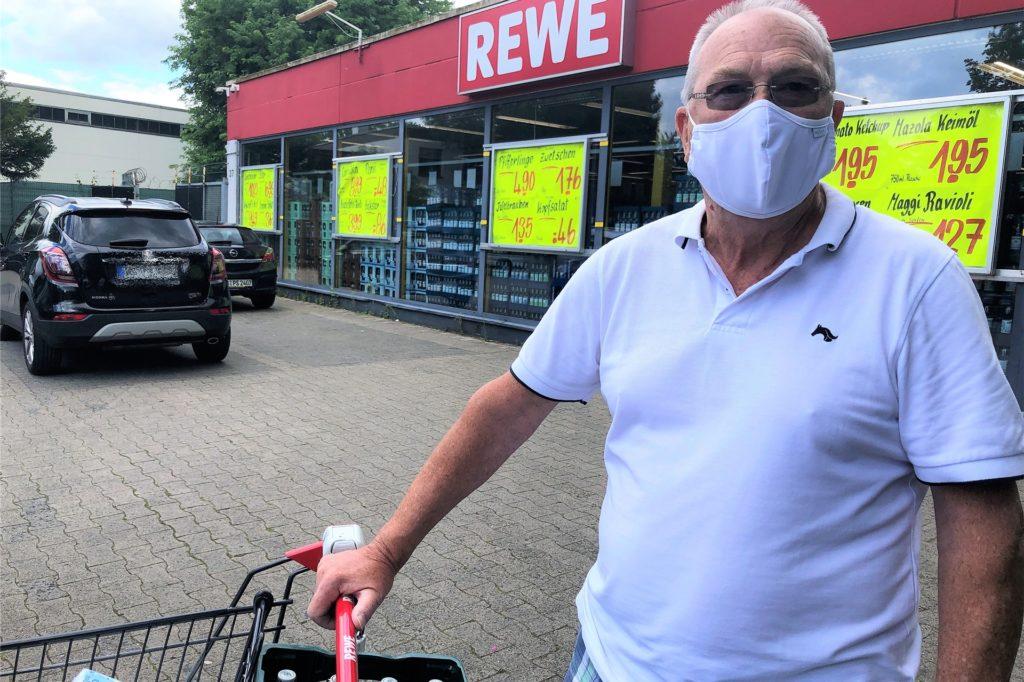 Die Menschen im Dortmunder Westen sind einfach vorsichtig und vernünftig: So erklärt Lothar Dehn die wenigen Corona-Fälle insbesondere im Stadtbezirk Lütgendortmund.