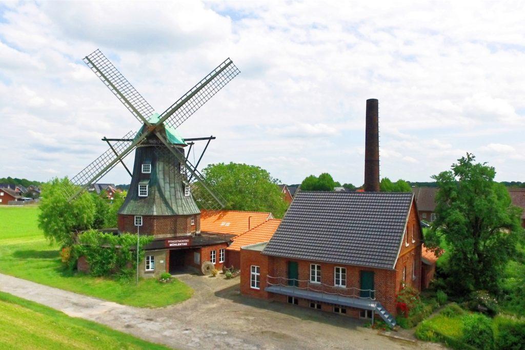 Die Menke Mühle hatte ihren Ursprung im Jahr 1812.