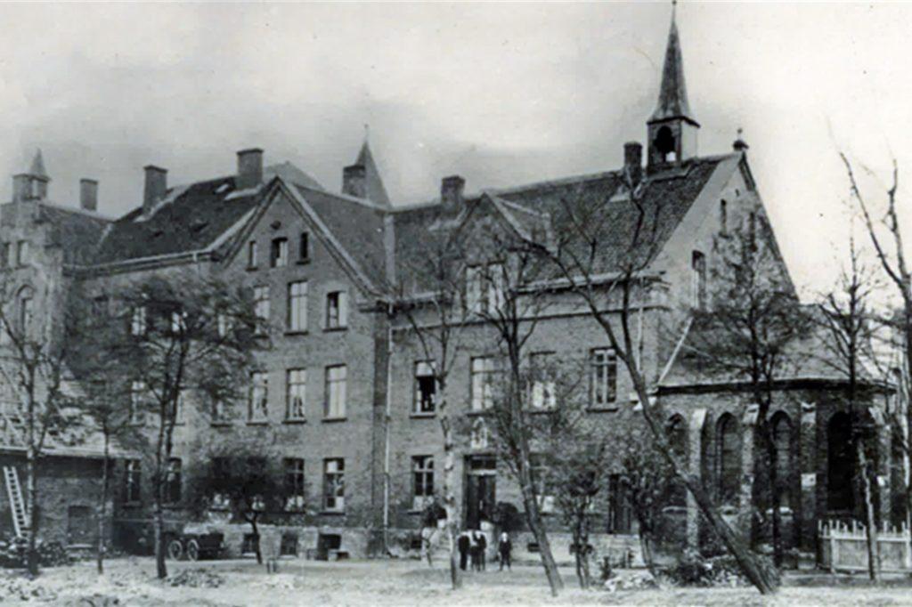 Das Josefs-Hospital im Jahr 1897.