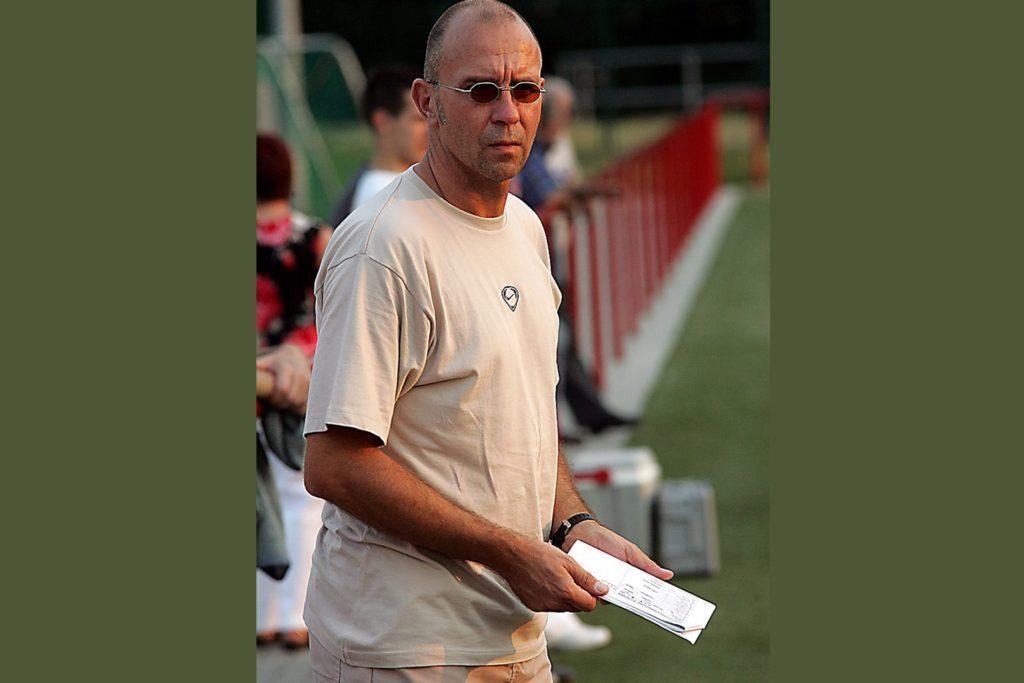 Klaus Musielak war über Jahre beim SuS Merklinde Co-Trainer - sowie an einigen Spieltagen sowie Chef-Coach des einstigen Bezirksligisten.