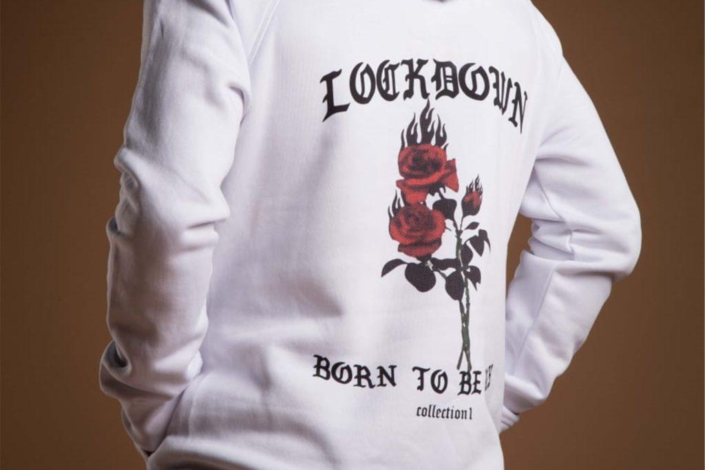 Die erste Mode-Kollektion von Leon Plischke aus Castrop-Rauxel ist während des Corona-Lockdowns entstanden.