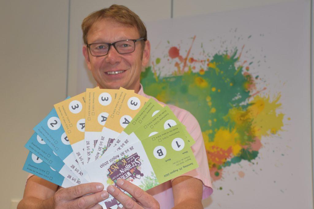 Ab Montag gehen die Tickets für das Werner-Sommerhighlight in den Verkauf.