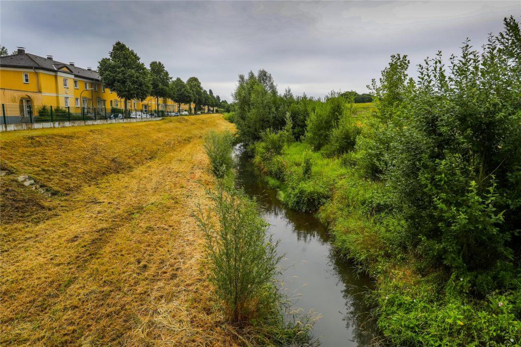 Über Jahrzehnte haben vor allem die Anwohner des Emschertals in Dorstfeld unter der stinkenden Kloake gelitten. Jetzt ist die Emscher auch hier renaturiert.