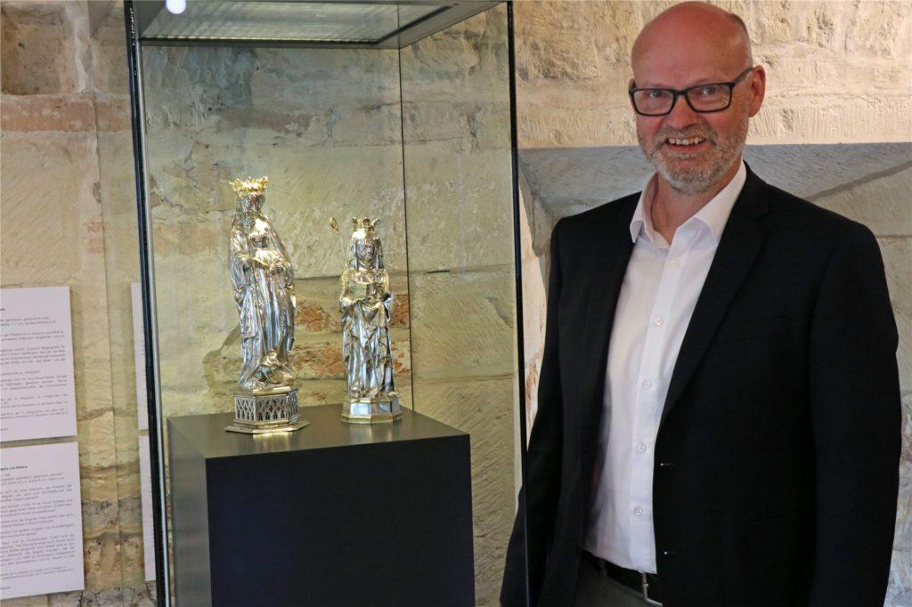 Bernhard Laukötter will Bürgermeister werden.