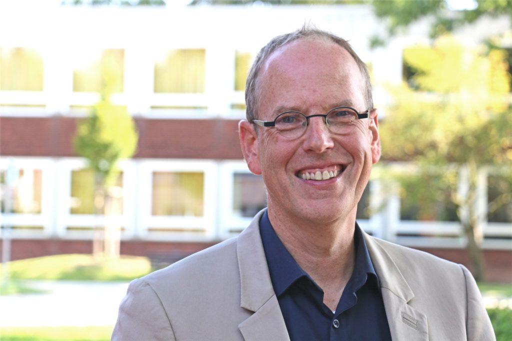Jens Dunkel ist Schulleiter der Profilschule.