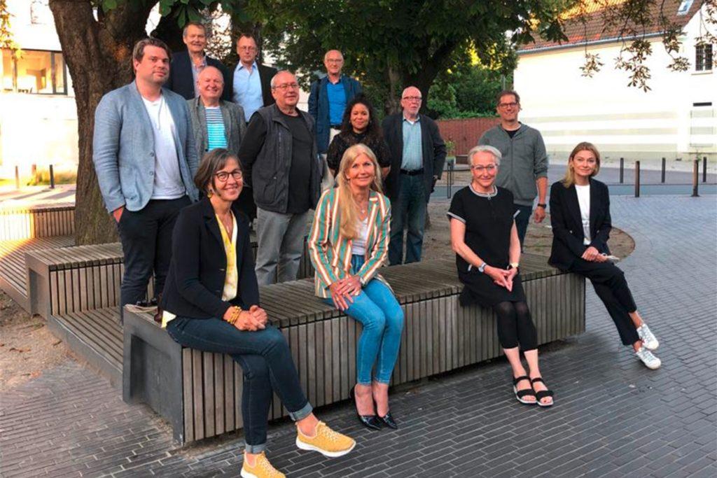 13 begeisterte Filmfans haben den neuen Filmclub Lünen gegründet.
