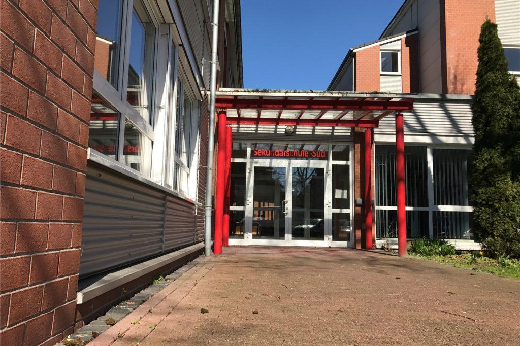 Die Sekundarschule Castrop-Rauxel