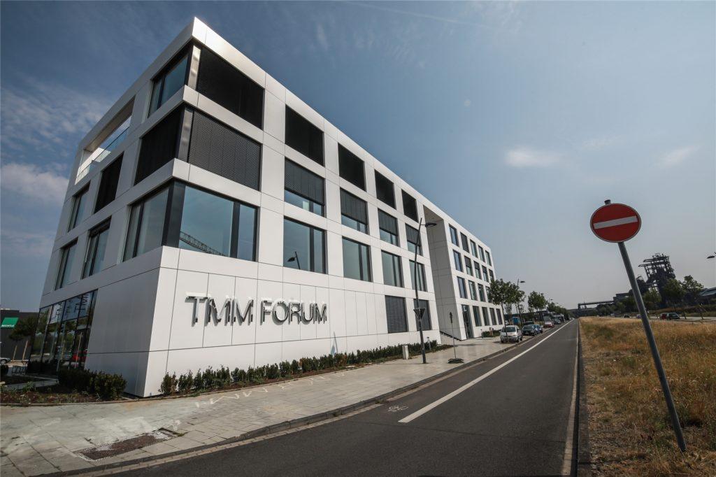 Das TMM-Forum setzt auch architektonisch Zeichen auf Phoenix-West.