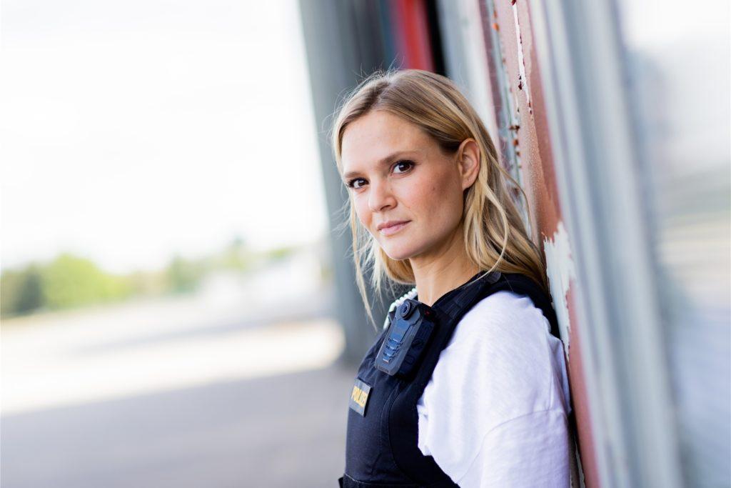 Pia Stutzenstein ist die erste Frau in der Hauptrolle der Serie