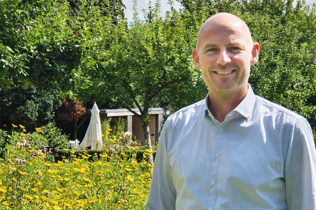 Franz-Josef Weilinghoff tritt als amtierender Bürgermeister an.