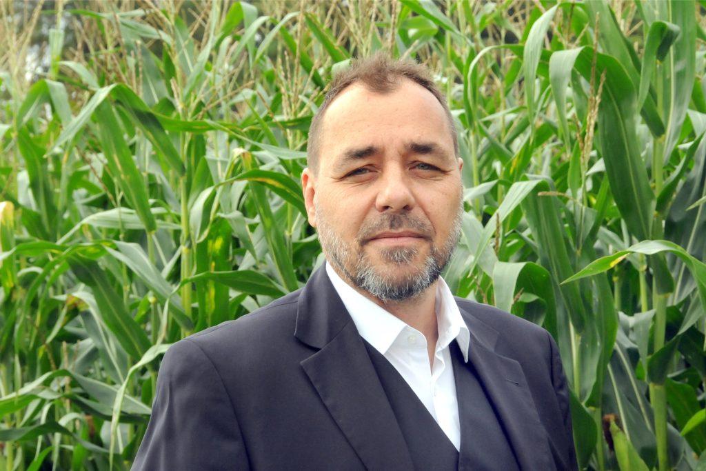 Der Anwohner und Rechtsanwalt Jens Macker ist einer der Sprecher der Bürgerinitiative Schwerterheide.
