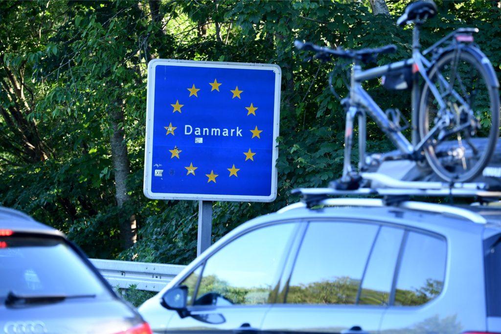 Deutsche Touristen dürfen wieder nach Dänemark einreisen, mittlerweile auch unabhängig von der Zahl der gebuchten Übernachtungen