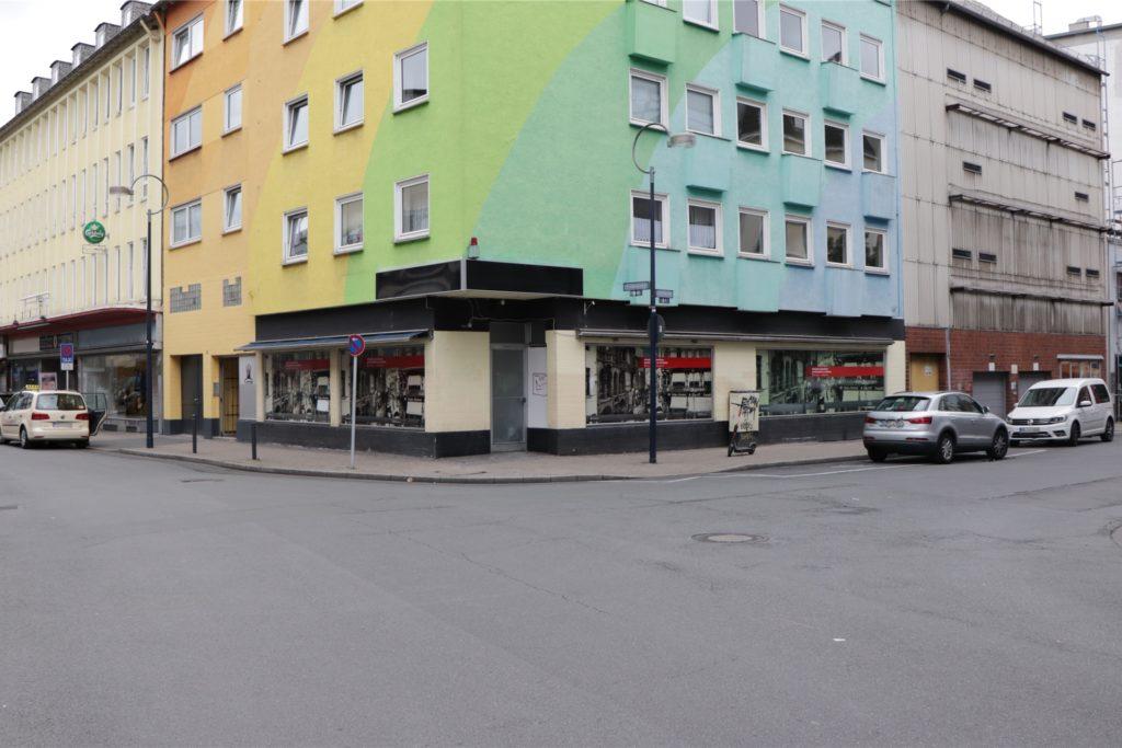 Irgendwo in diesem Bereich zwischen Gerberstraße, Brückstraße und Wall muss Sandra Niemczyk verschwunden sein.