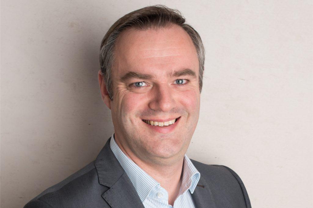 Will Bürgermeister in Ahaus werden: Dr. Michael Räckers (CDU).