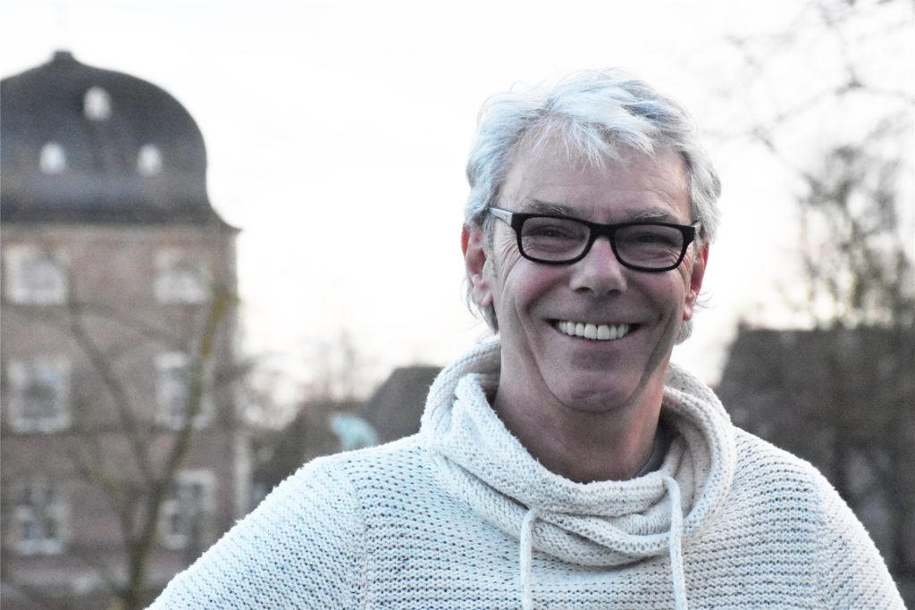 Will Bürgermeister in Ahaus werden: Dietmar Eisele (Grüne).