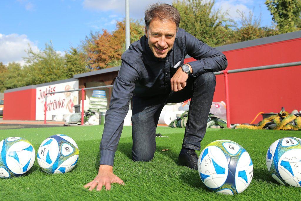 Martin Broll, Sportlicher Leiter des SuS Merklinde.
