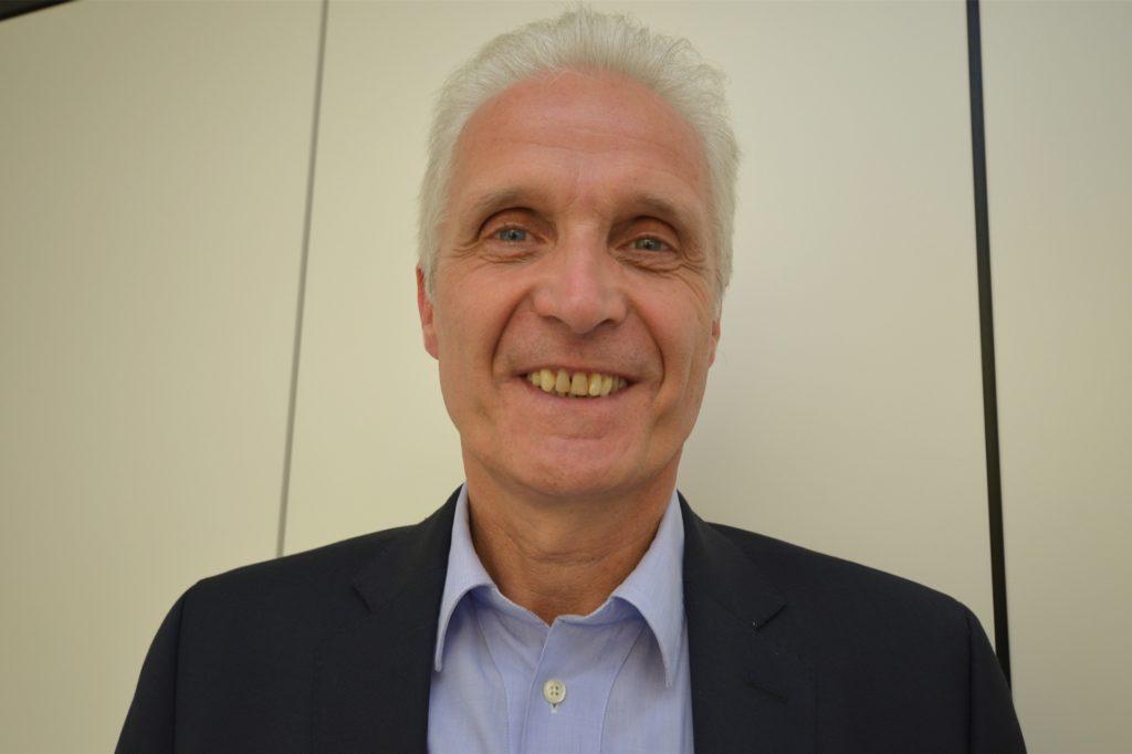 Klaus P. Strautmann ist Geschäftsführer des Waltroper Nutzfahrzeug-Herstellers Langendorf.