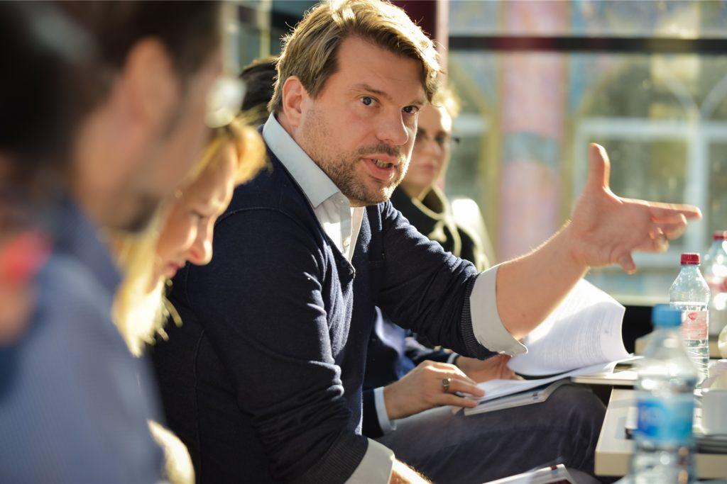 Sven Ilgner ist dankbar für die Unterstützung der Stadt Lünen und der Film- und Medienstiftung.