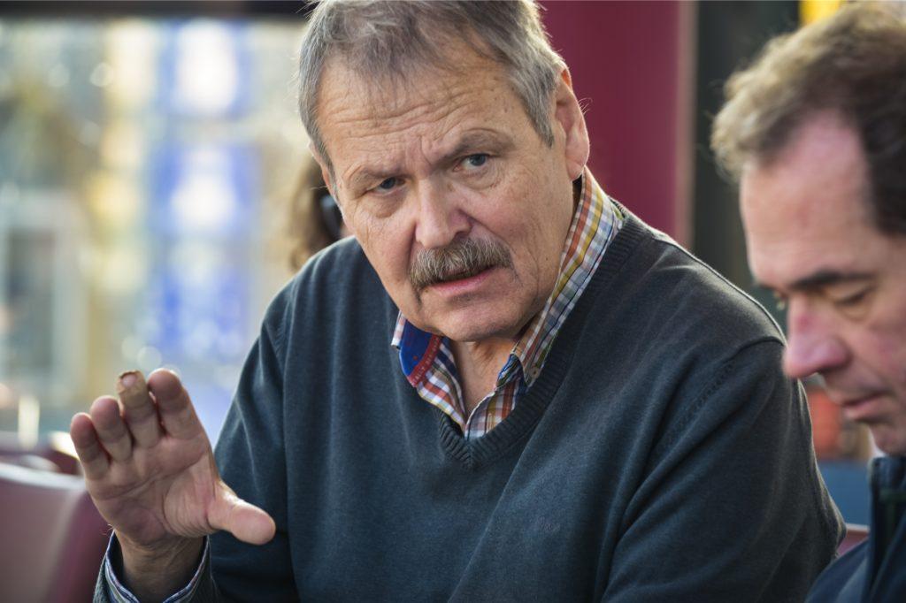 Mike Wiedemann freut sich auf ein intensives Film-Festival.