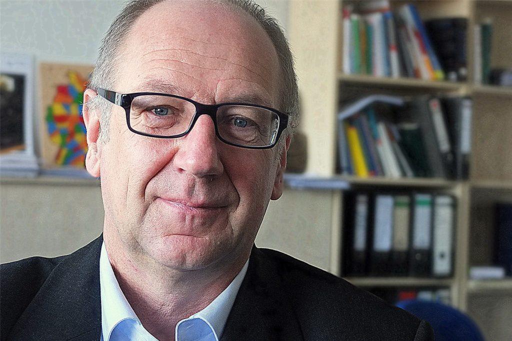 Prof. Dr. Norbert Kersting vom Institut für Politikwissenschaften der Uni Münster