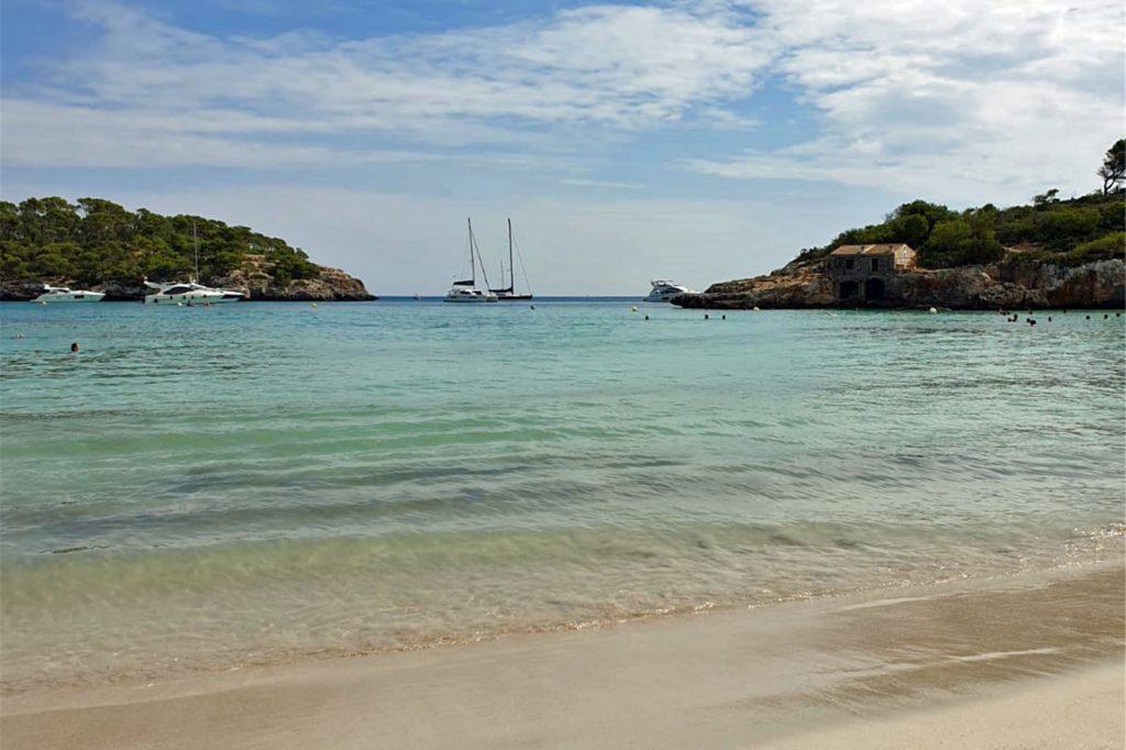 So leer hat man Mallorca zu dieser Jahreszeit wohl noch nie gesehen.