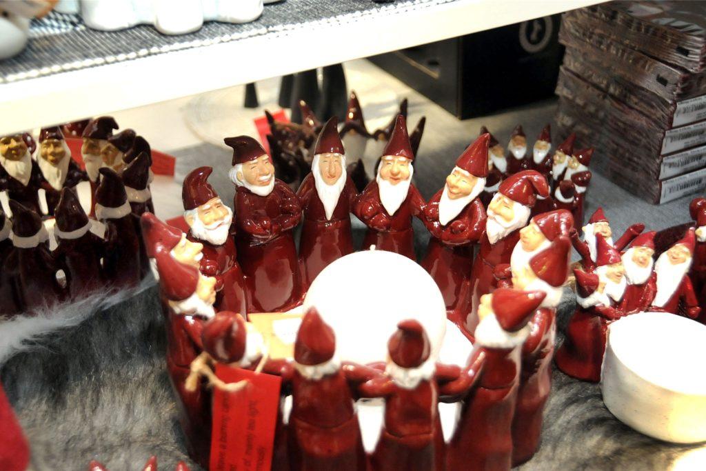 Die Wichtelparade aus Dänemark weckt schon die Vorfreude auf die Adventszeit.