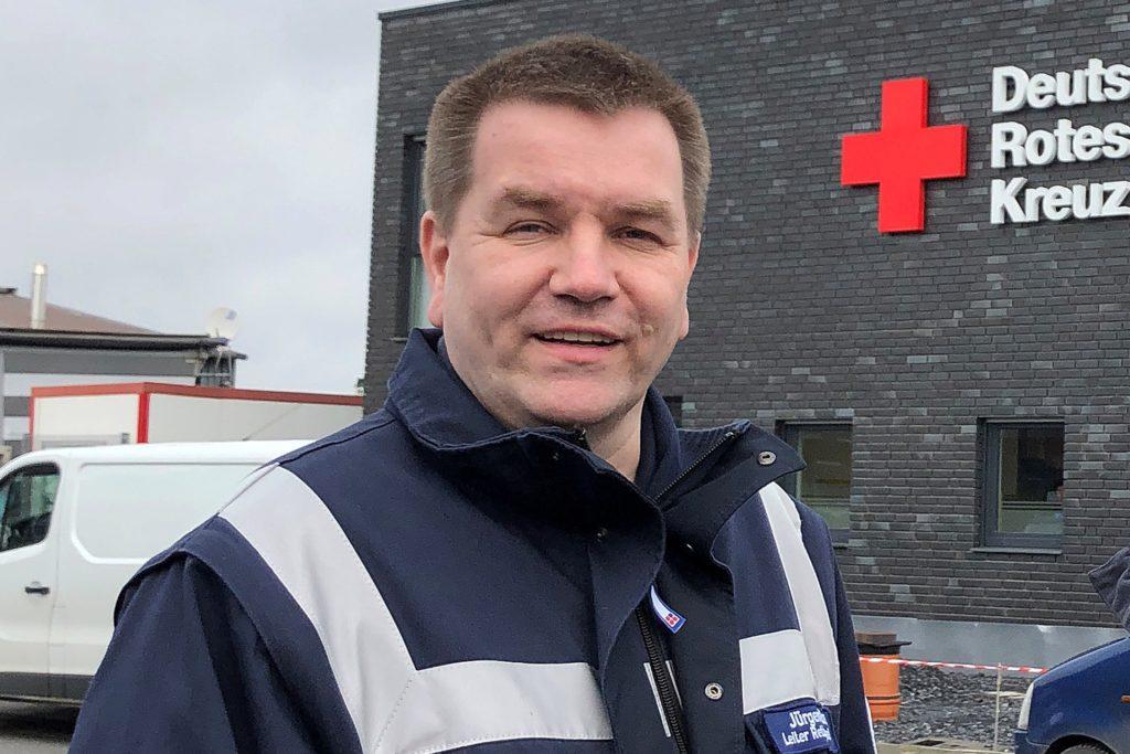 Jürgen Rave schätzt, dass in Stadtlohn bereit 15.000 Tests gemacht wurden.