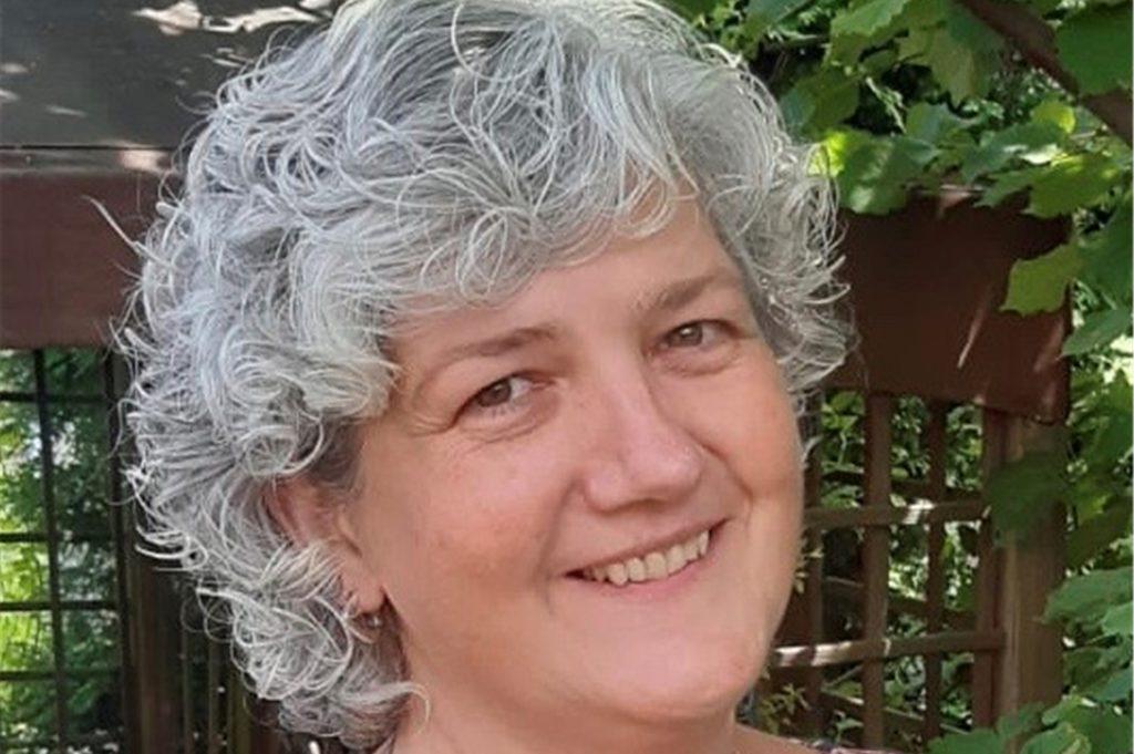 Kirstin Zeidler ist Betriebsratvorsitzende bei Thyssenkrupp in Dortmund