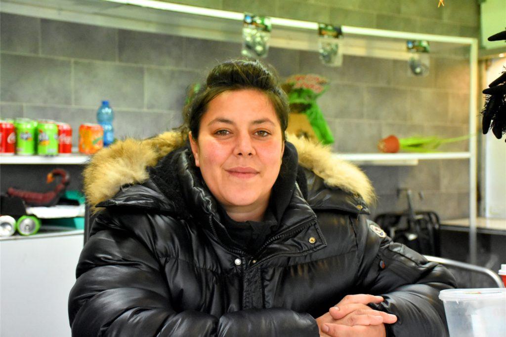 Stephanie Riedesel (34) ist die Chefin des kleinen Familienunternehmens. Die Zukunft sieht im Moment düster für sie aus. Vreden war vorerst der letzte Auftritt der Spider-World. Jetzt geht es erstmal ins Winterquartier. Finanziell steht die Familie mit dem Rücken zur Wand.