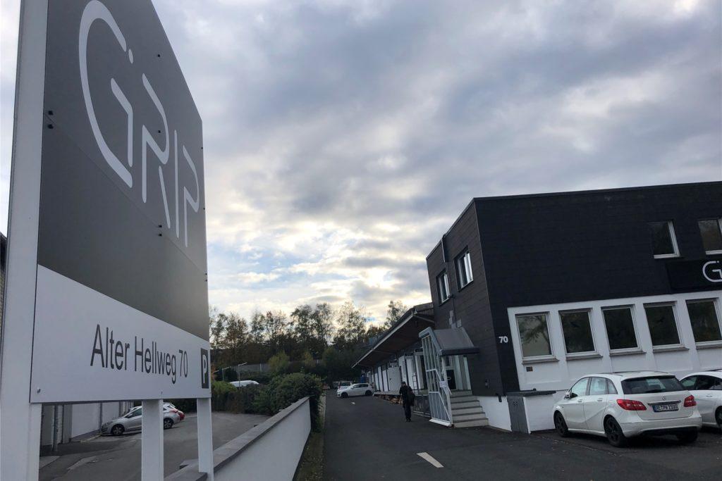 Die GRIP GmbH beschäftigt am Alten Hellweg in Dortmund 37 Mitarbeiterinnen und Mitarbeiter