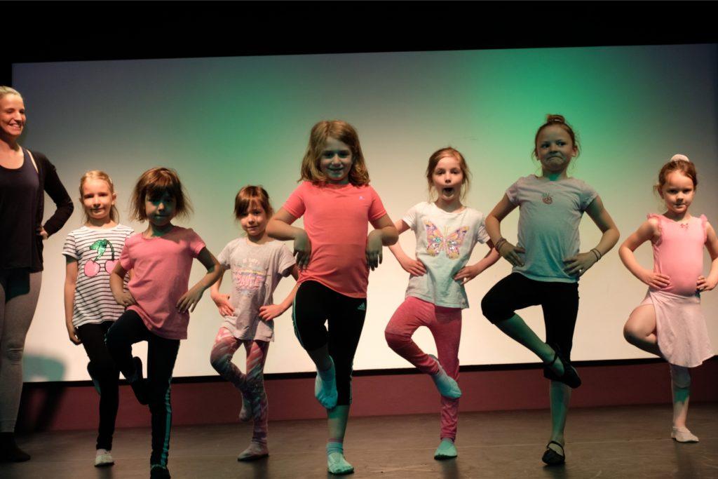 Kinder auf die Bühne zu holen, ist eines der wesentlichen Anliegen des Lea-Drüppel-Theatervereins.