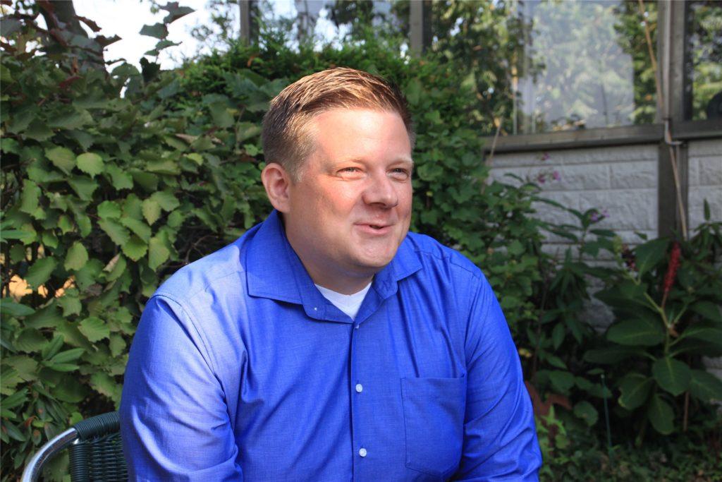 Bürgermeister Andreas Stegemann leitet Rat und HFA.