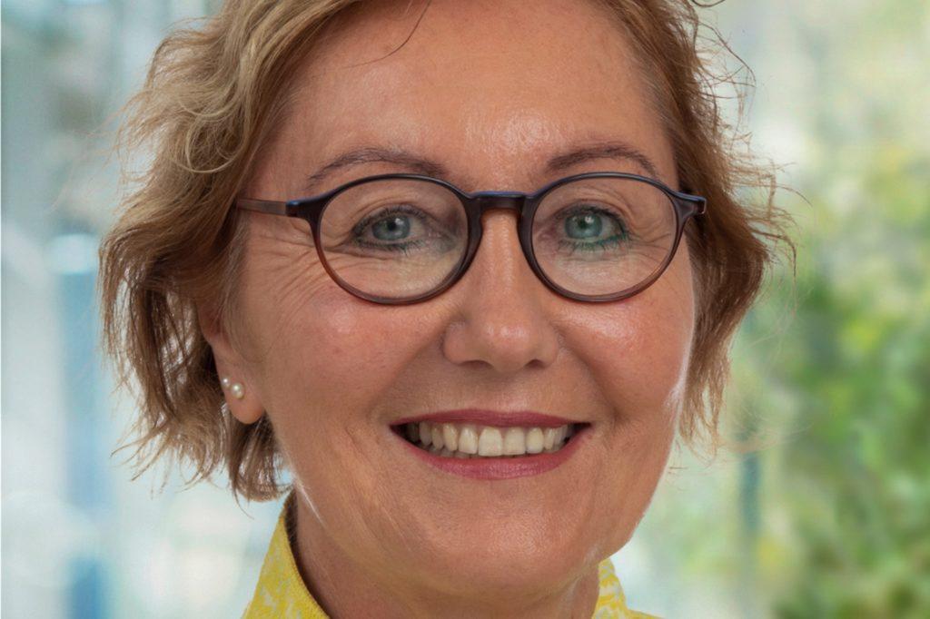 Vorsitzende des Musikschulausschusses: Ursula Feldmann