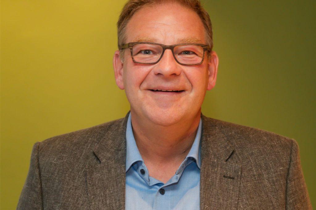Grobe-Chef Jürgen Hinkelmann ist erleichtert, dass die Zahl der Maskenverweigerer abnimmt.