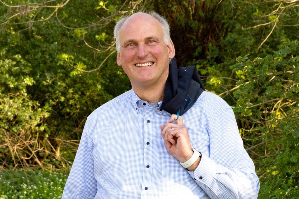 Thorsten Redeker ist von der CDU für das Amt des zweiten stellvertretenden Bürgermeisters vorgeschlagen worden.
