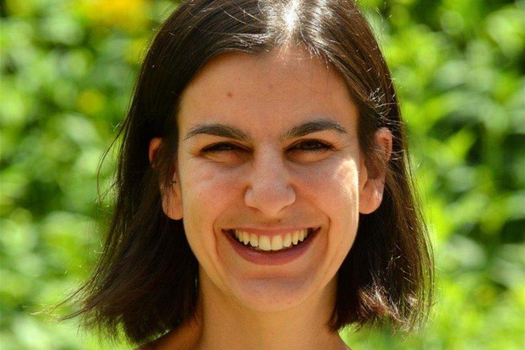 Vorsitzende des Rechnungsprüfungsausschusses: Sarah Radas