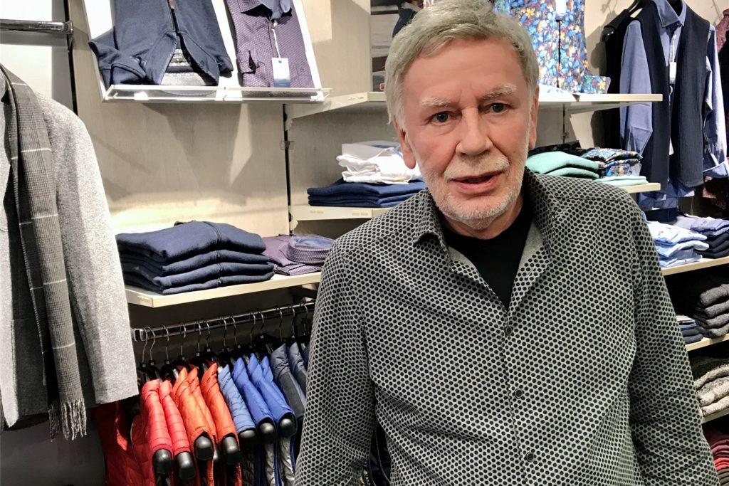 Ulrich Borgerding macht dein Geschäft am 24. Dezember zu. Nach 115-jähriger Firmengeschichte.
