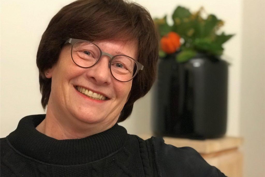 Angelika Kirstein, Gründerin und Erfinderin des Kinderhauses Rasselbande.